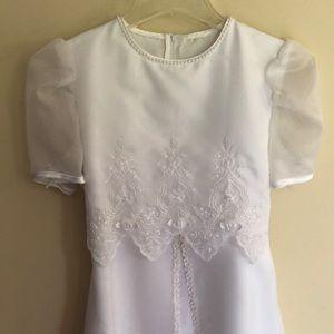 Dresses & Skirts - Children's Communion Dress Size 8/10